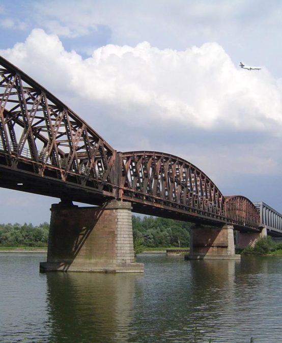 Le Pont du Rhin a 125 ans!